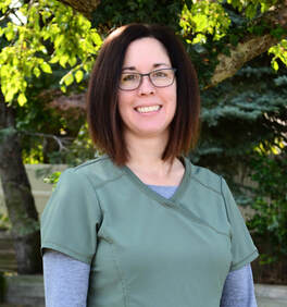 Jennifer Pilon, Veterinary Business Manager