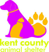 Kent County Animal Shelter logo